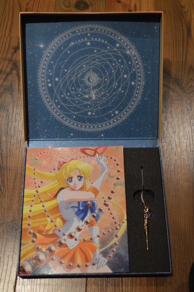 Sailor Moon Crystal Blu-Ray Vol. 5 - Contents