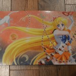 Sailor Moon Crystal Blu-Ray Vol. 5 - Disk Cover