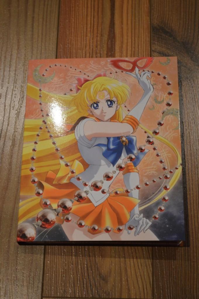 Sailor Moon Crystal Blu-Ray Vol. 5 - Disk Cover