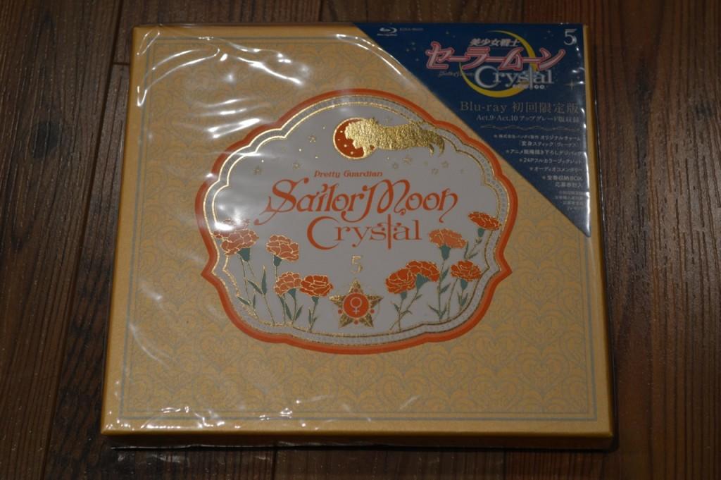 Sailor Moon Crystal Blu-Ray Vol. 5 - Packaging