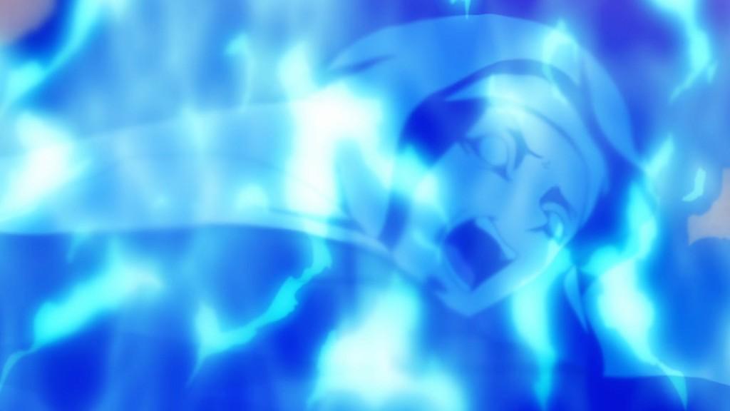 Sailor Moon Crystal Act 15 - A nun burning