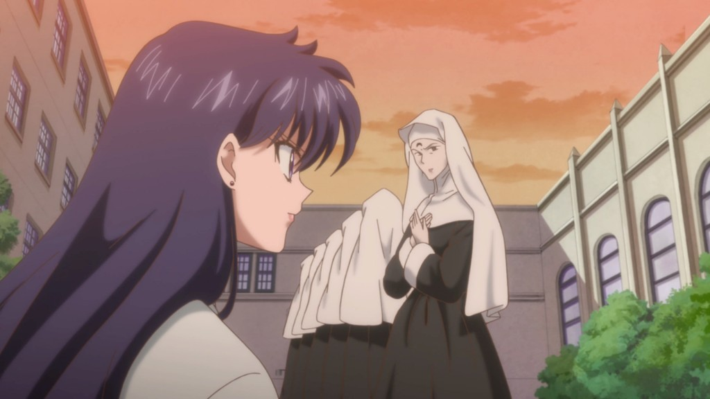 Sailor Moon Crystal Act 15 - Black Moon Clan nunsSailor Moon Crystal Act 15 - Black Moon Clan nuns