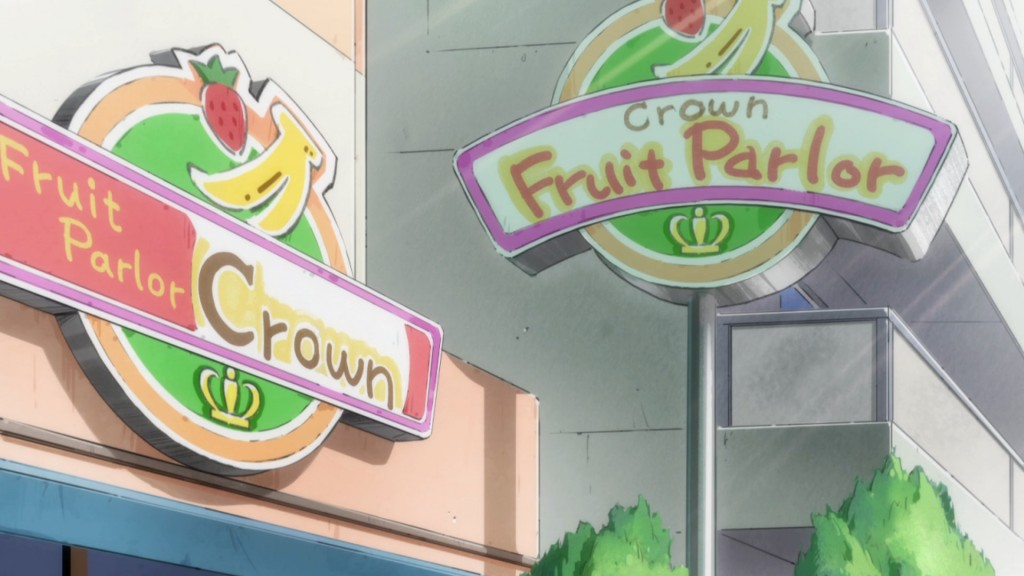 Sailor Moon Crystal Act 15 - Crown Fruit Parlor