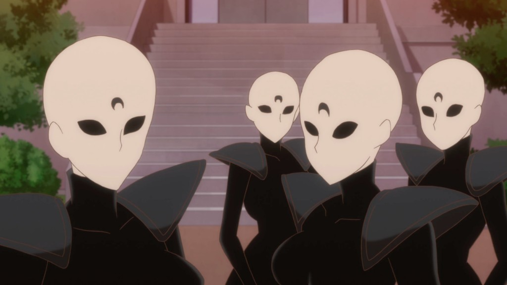 Sailor Moon Crystal Act 15 - Monsters from the Black Moon Clan