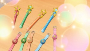 Sailor Moon Crystal Act 15 - New transformation items and communicators