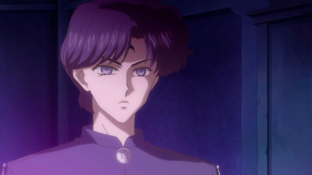 Sailor Moon Crystal Act 15 - Saphir