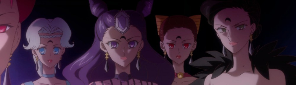 Sailor Moon Crystal Act 15 - The Ayakashi Sisters