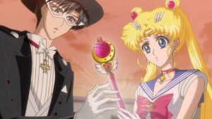 Sailor Moon Crystal Act 15 - The Cutie Moon Rod
