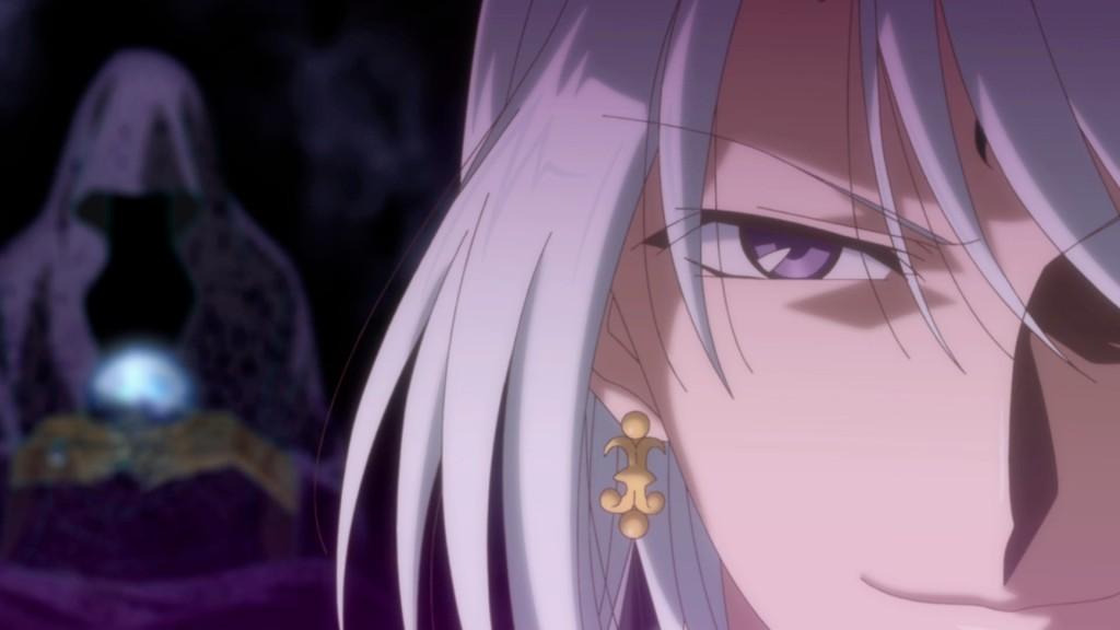 Sailor Moon Crystal Act 15 - Demande