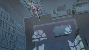 Sailor Moon Crystal Act 16 - Usagi upset about not thinking of hitting Chibiusa