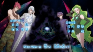 Sailor Moon Crystal Intro - The Black Moon Clan