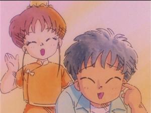 Sailor Moon R episode 81 - Momoko and Kyuusuke