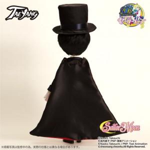 Tuxedo Mask Taeyang Doll