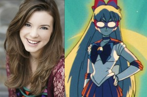Cherami Leigh - The voice of Sailor Venus