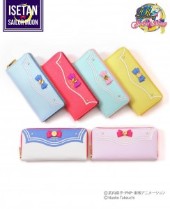 Sailor Guardian Long Wallet