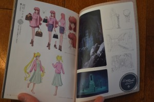 Sailor Moon Blu-Ray vol. 6 - Booklet - Pages 16 and 17