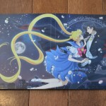 Sailor Moon Blu-Ray vol. 6 - Box art - Usagi and Tuxedo Mask