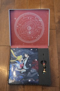 Sailor Moon Blu-Ray vol. 6 - Contents
