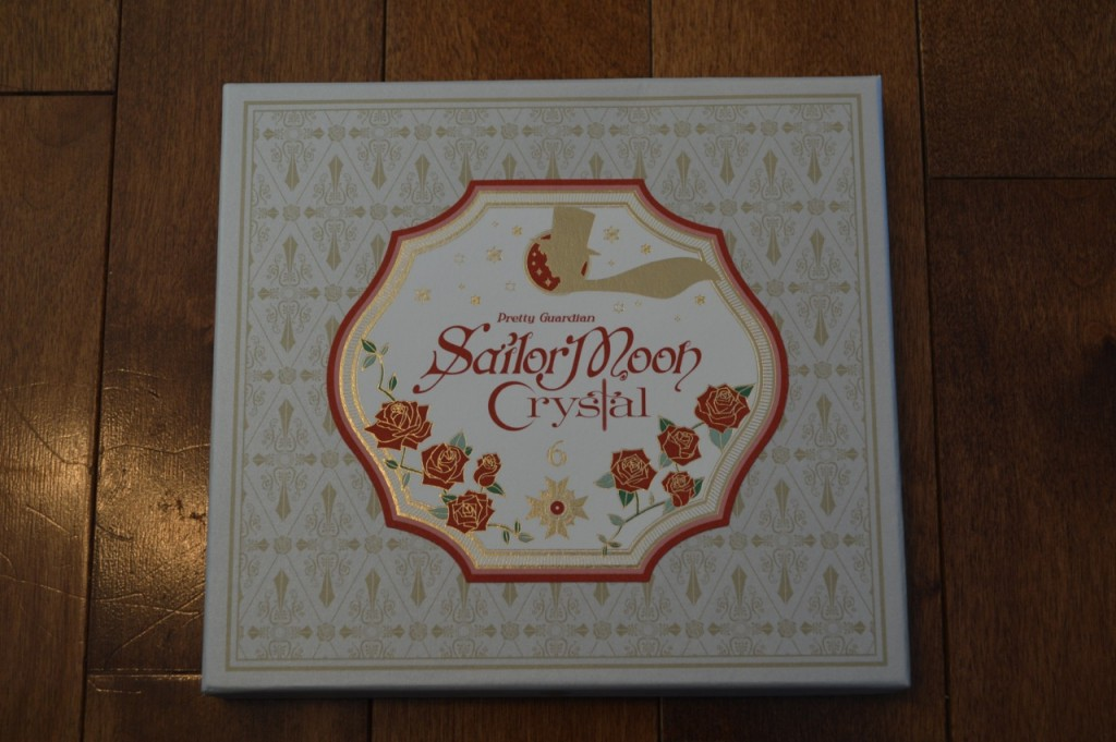 Sailor Moon Blu-Ray vol. 6 - Packaging