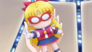 Sailor Moon Crystal Act 17 - A Sailor V doll