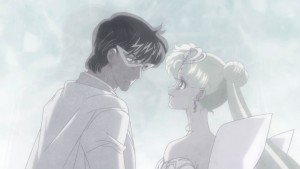 Sailor Moon Crystal Act 17 - King Endymion and Neo Queen Serenity