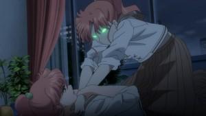 Sailor Moon Crystal Act 17 -  Sailor Jupiter clone attacking Sailor Jupiter