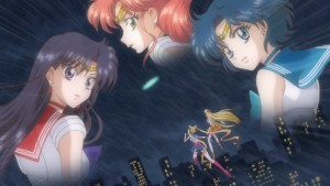 Sailor Moon Crystal Act 17 - Sailor Mars, Jupiter and Mercury have been kidnapped