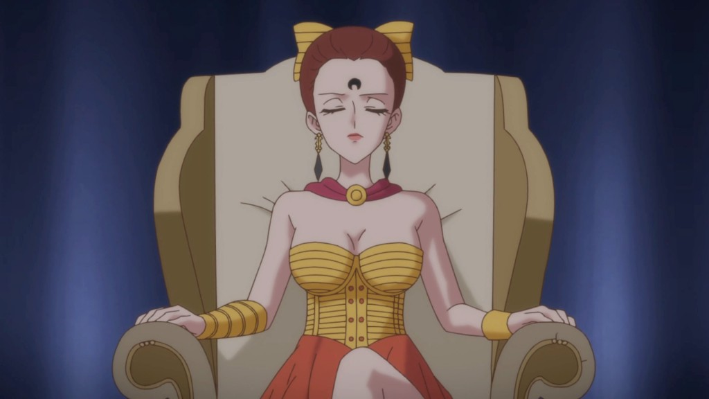 Sailor Moon Crystal Act 18 - Calaveras