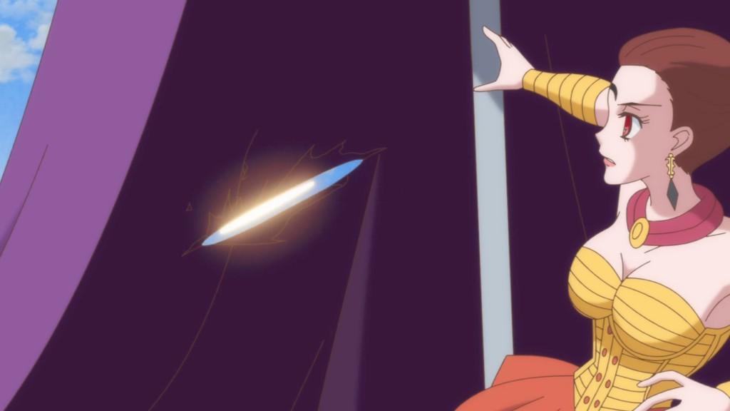 Sailor Moon Crystal Act 18 - Moon Tiara Boomerang