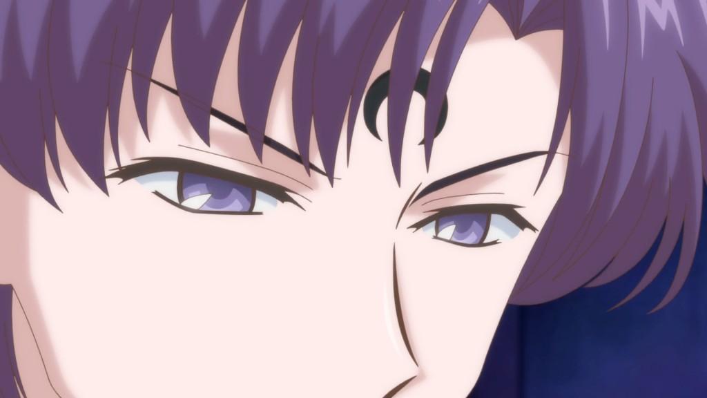 Sailor Moon Crystal Act 18 - Saphir