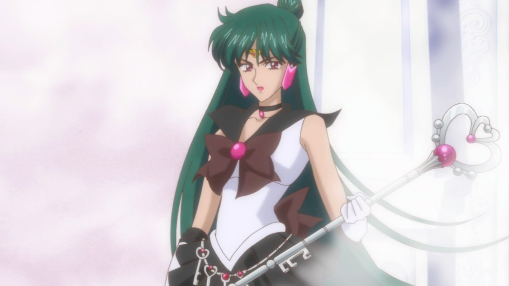 Sailor Moon Crystal Act 19 - Sailor Pluto