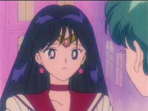 Sailor Moon R episode 85 - 1000 year old Sailor Mars