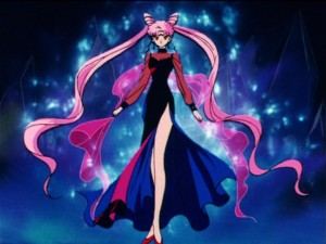 Sailor Moon R episode 85 - Black Lady