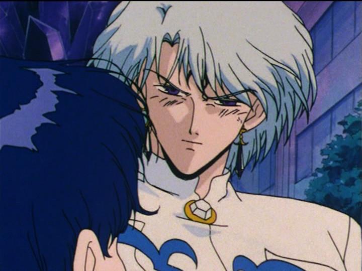 Sailor Moon R episode 86 - Demande and Saphir