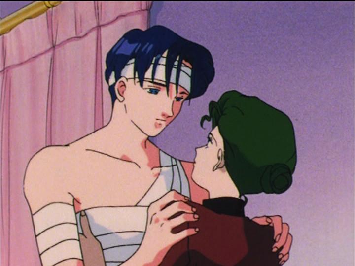 Sailor Moon R episode 86 - Saphir and Petz