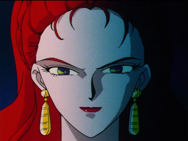 Sailor Moon S episode 90 - Kaolinite