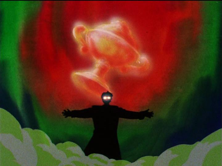 Sailor Moon S episode 90 - Professor Tomoe