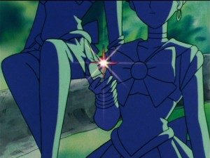 Sailor Moon S episode 90 - Sailor Neptune and Uranus