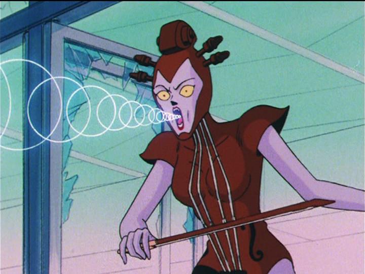 Sailor Moon S episode 93 - Violin Daimon