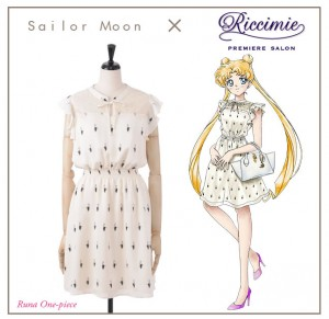 Sailor Moon x Riccimie