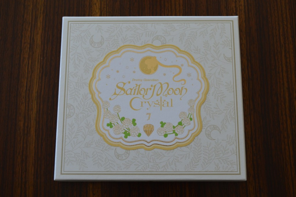 Sailor Moon Blu-Ray vol. 7 - Cover