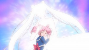 Sailor Moon Crystal Act 19 - Chibiusa and her mother