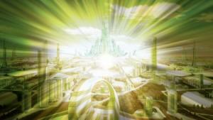 Sailor Moon Crystal Act 19 - Crystal Tokyo rules