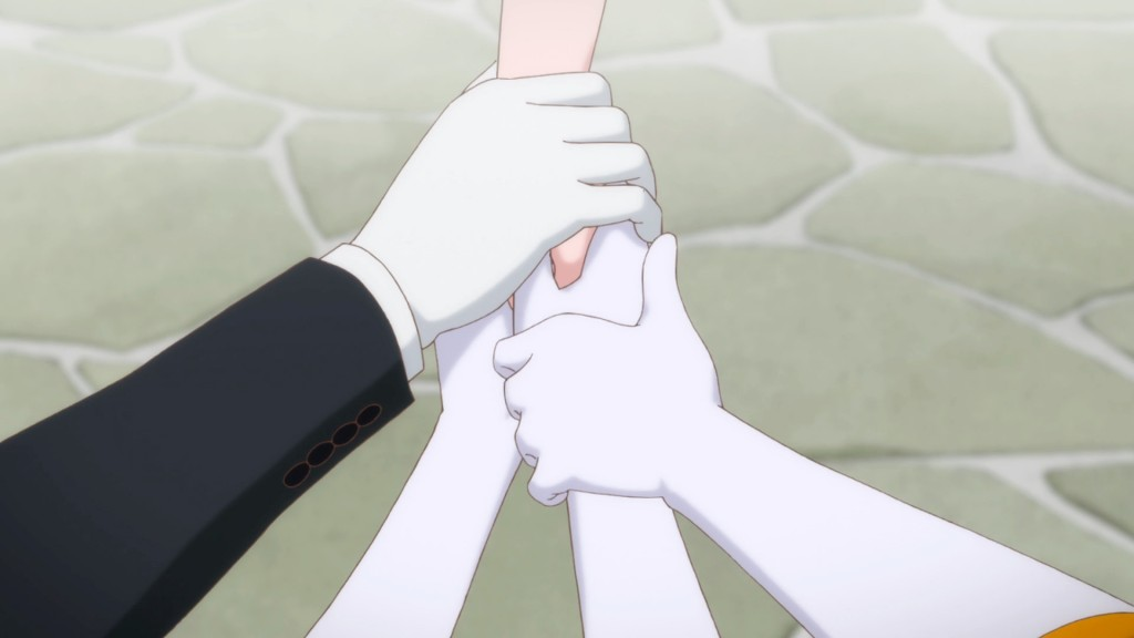 Sailor Moon Crystal Act 19 - Don't let go