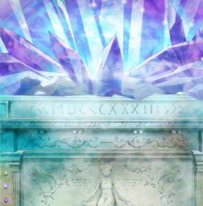 Sailor Moon Crystal Act 19 - Queen Serenity's tomb