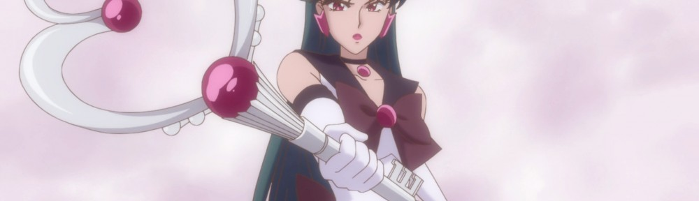 Sailor Moon Crystal Act 19 - Sailor Pluto