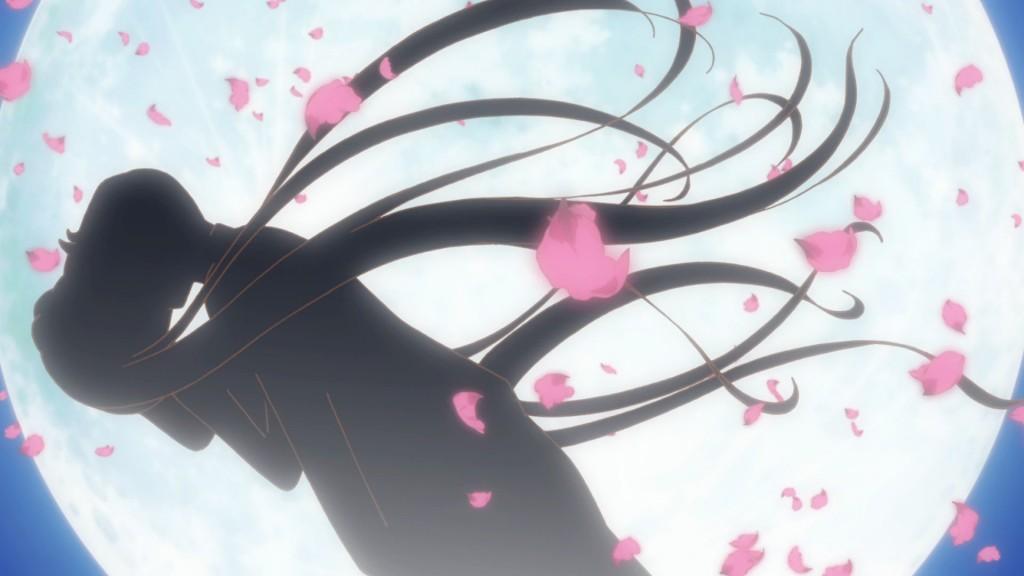 Sailor Moon Crystal Act 19 - Usagi and Mamoru having sex