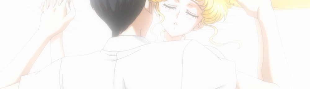 Sailor Moon Crystal Act 19 - Usagi and Mamoru having sex