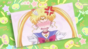 Sailor Moon Crystal Act 19 - Usagi shocked that Chbiusa is a Princess