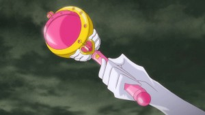 Sailor Moon Crystal Act 20 - The Cutie Moon Rod still doesn't work